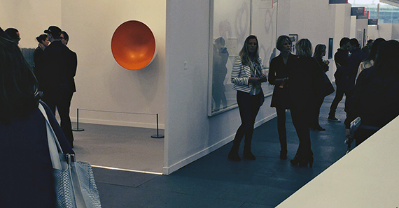 Frieze Art Fair New York 2014